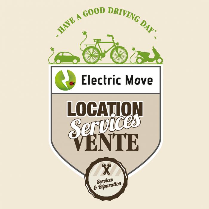 le blason d'electric Move