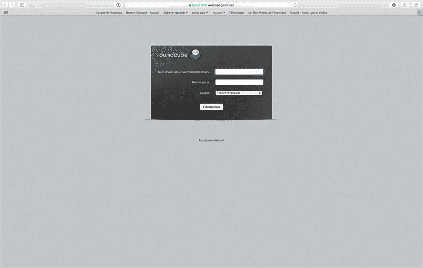 Nicolascrechet.com tutoriel signature webmail