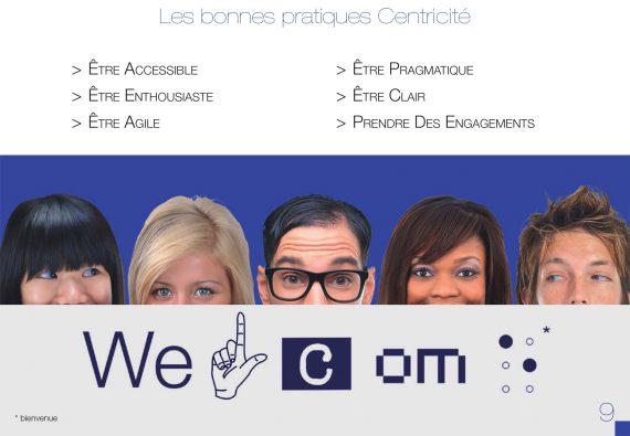 Création brochure nouveau collaborateur 2013
