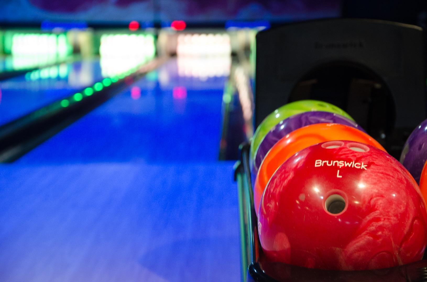 Photo du bowling à l'Uzine à Coulommiers (Seine-et-Marne)