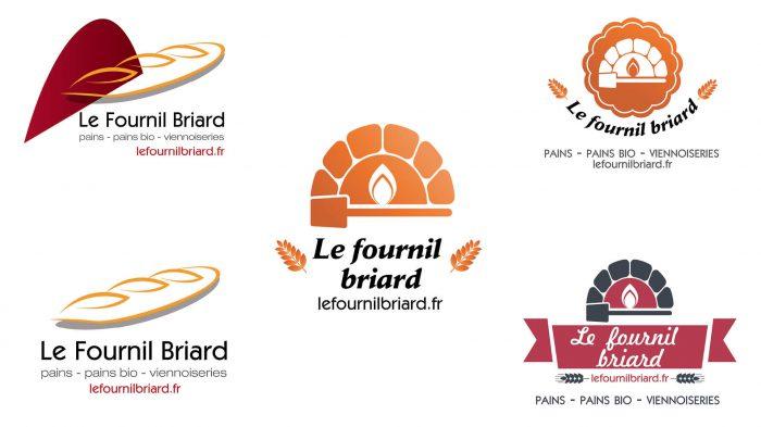 Ancien logo du fournil briard