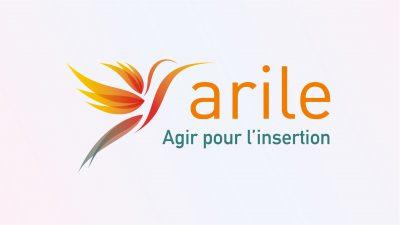 Logo finalisé pour l'association ARILE