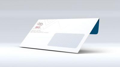 Enveloppe pour l'entreprise BSGI