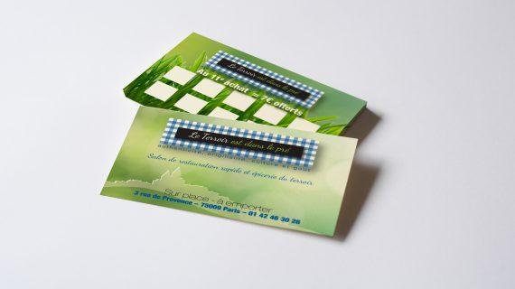 exemples de r alisation brochure carte de visite flyer d pliant. Black Bedroom Furniture Sets. Home Design Ideas