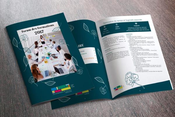 Brochure UNEP 8 pages mockup