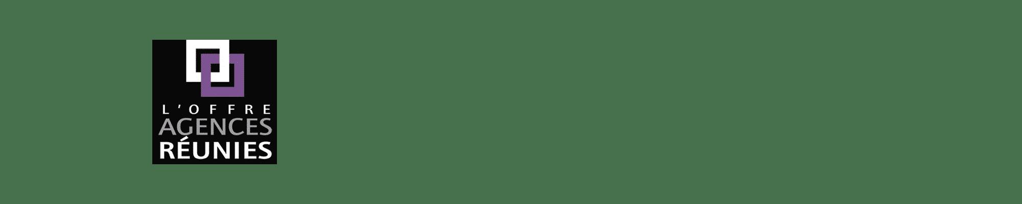 Logo Les agences réunies - 77